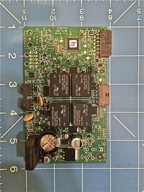 PICTURE OF OKI CIRCUIT BOARD GENERAL VIEW
